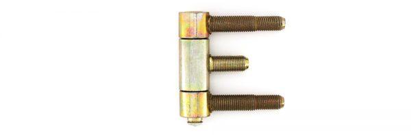 Türband ø18 / 3-teilig / Nylonlager / Metallzarge