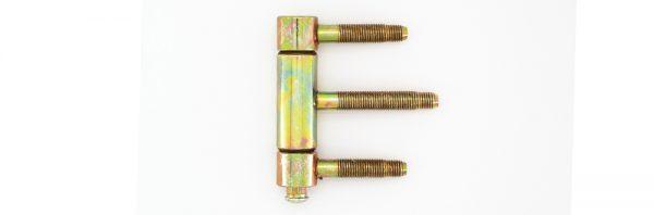 Türband ø20 / 3-teilig mit Nylonlager für Holz