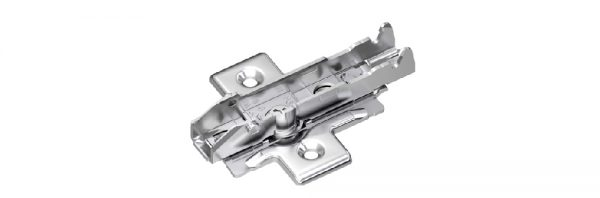 TIOMOS Kreuz-Montageplatte zum Anschrauben