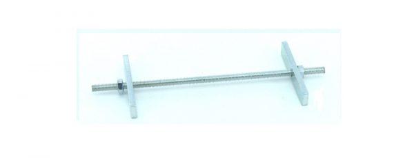 Arbeitsplattenverbinder für dünne Platten