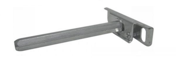 Tablarträger Sechskantbolzen SW 12/112 mm