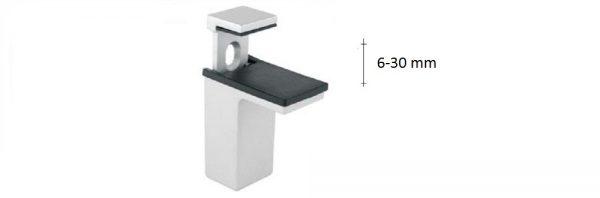 Bordhalter für Verstellbereich 6-30 mm