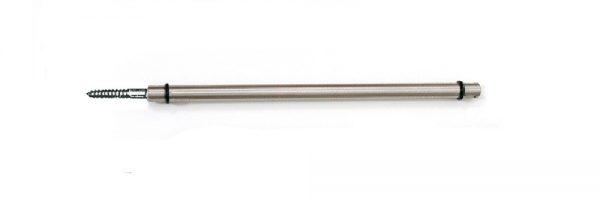 Glastablarträger ohne Kappe / 225 mm