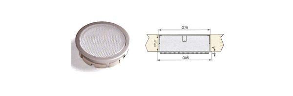 LED Einbauleuchte ø85 / 230V