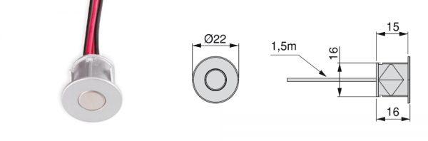 Dimmer Schalter 12V/24V