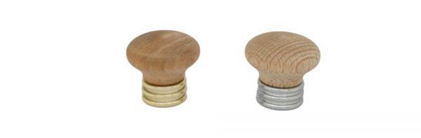 Holzknopf für Ring Nr.5150