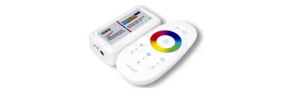 1-Kanalsteuerung für LED Strip RGB 12V/24V