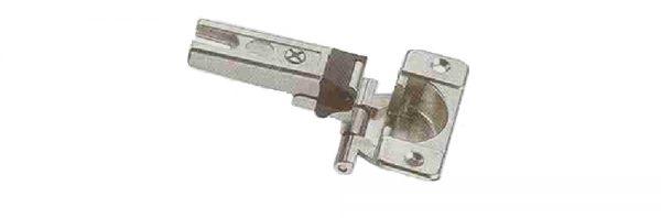 Falztürscharnier ohne sichtbarer Zierrolle